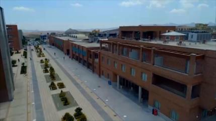 Parque tecnológico de Pardis; 20 años de innovación y desarrollo