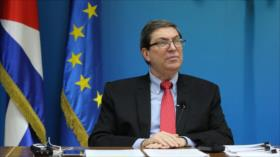Canciller denuncia: EEUU combina asfixia y subversión contra Cuba