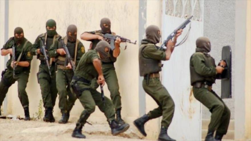 Fuerzas especiales de Argelia