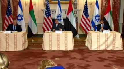 EEUU e Israel plantean acusaciones infundadas contra Irán