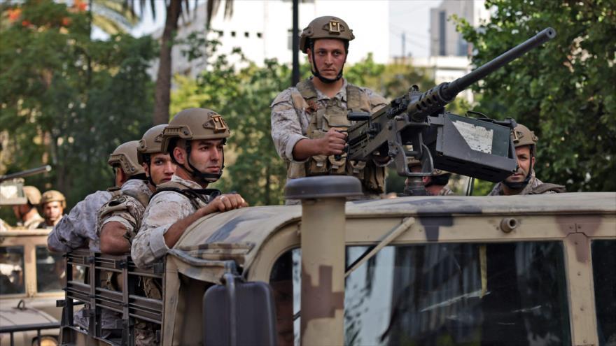Jornada tensa en Beirut: 6 muertos y 60 heridos durante protestas