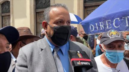 Veteranos en Guatemala piden resarcimiento por combatir en guerra