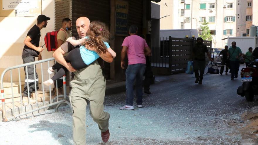 ¿Y los autores de tiroteo de Beirut? Hezbolá alerta de sedición | HISPANTV
