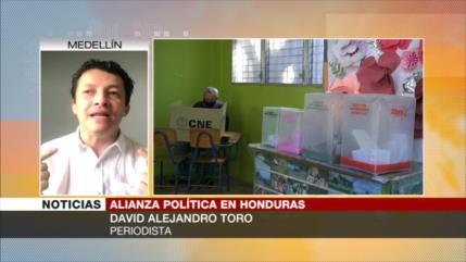 Toro: Alianza opositora en Hondras podrá salvar al pueblo de crisis