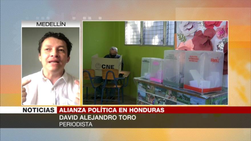 Toro: Alianza opositora en Honduras podrá salvar al pueblo de crisis