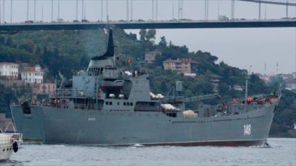 Informe: Rusia envía equipo militar a Siria tras amenaza de Turquía