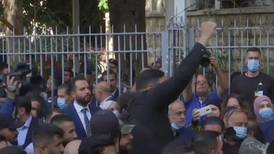 Lazos Irán-UE. Tiroteo en Beirut. Escándalo de papeles de Pandora - Boletín: 16:30 - 14/10/2021
