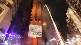 Incendio de una torre en Taiwán deja al menos 46 muertos