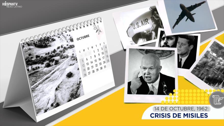 Esta semana en la historia: Crisis de misiles