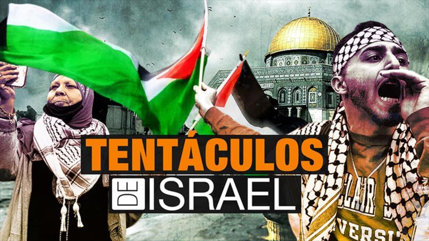 Detrás de la Razón: Tentáculos de Israel en el mundo árabe