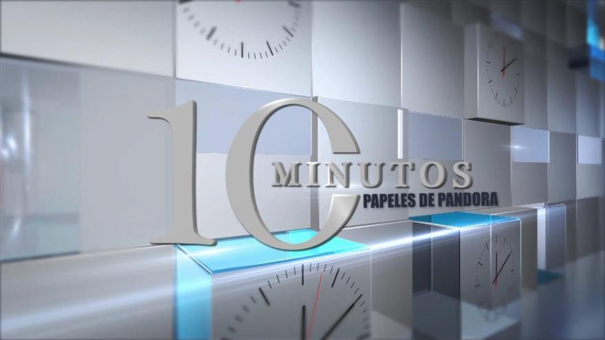 10 Minutos: Papeles de Pandora