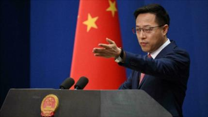 """China afea a EEUU por sus comentarios """"irresponsables"""" sobre Taiwán"""