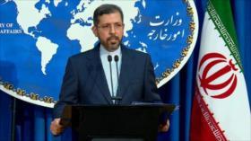 Irán se solidariza con Líbano; pide unidad contra complot sionista