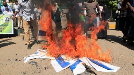 Sudán expresa tajante rechazo a adhesión de Israel a Unión Africana