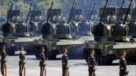 'Apoyo a Taiwán terminará en golpe mortal para soldados de EEUU'