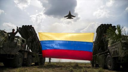 Rusia ayuda a Venezuela a mantener operativo su material de guerra
