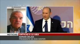 """""""AIEA ignora potencial bélico y nuclear de Israel con mutismo"""""""