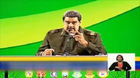 Maduro repudia alta tasa de asesinatos de migrantes en Colombia