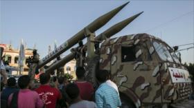 HAMAS saca músculo a Israel: Prueba un nuevo misil en Gaza