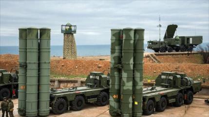 "S-500, arma insignia rusa, ""bala de plata contra prestigio de EEUU"""