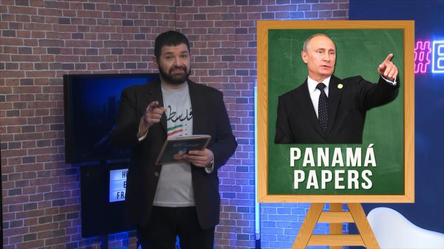 El Frasco, medios sin cura: EEUU ileso en los Pandora Papers… ¿Milagro?