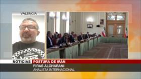 Alcharani: Es asombroso el poder de Israel sobre Europa y EEUU