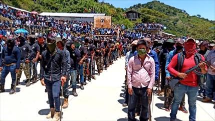Surgen grupos de autodefensas en zonas indígenas de Chiapas