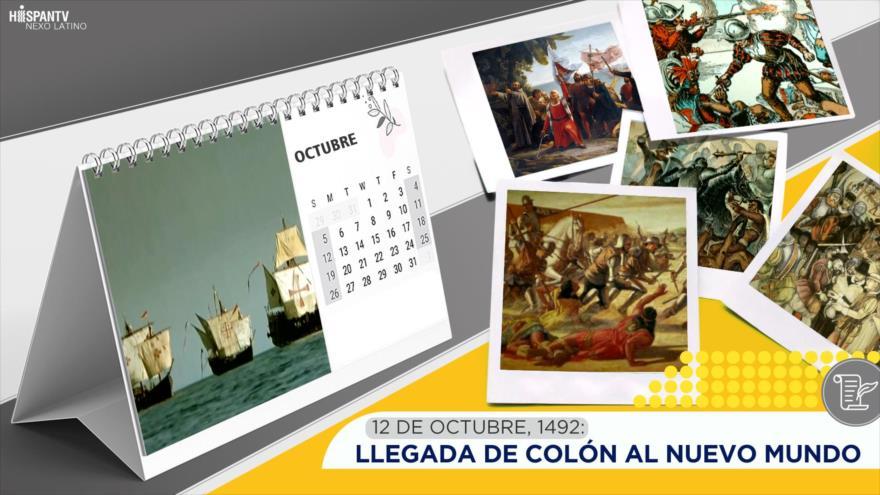Esta semana en la historia: Llegada de Colón al nuevo mundo