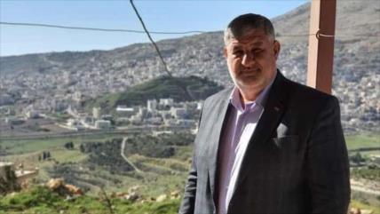 Israel asesina a un sirio que denunciaba la ocupación del Golán