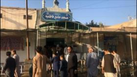 Afganos piden a talibanes protección y seguridad para chiíes