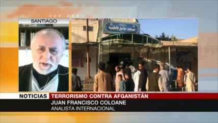 Coloane: Daesh tiene patrocinadores para sus acciones en Afganistán