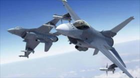 Taiwán busca la entrega anticipada de F-16V ante amenaza de China