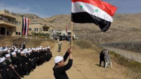 Siria tras asesinato de su exdiputado por Israel: Golán será liberado