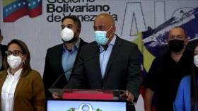 """Venezuela repudia el """"secuestro"""" de su diplomático Saab por EEUU"""