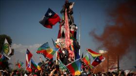 Aniversario del estallido social en Chile; heridas siguen abiertas