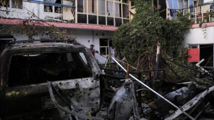 EEUU ofrece 'sobornos' a familias de afganos muertos en su ataque