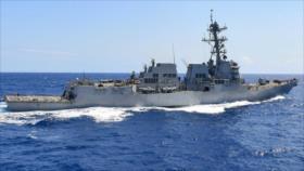 China condena envío de buques de EEUU y Canadá a estrecho de Taiwán