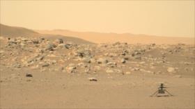 NASA revela pruebas de que Marte fue similar a nuestra Tierra