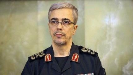 Irán apuesta por impulsar su cooperación militar con Rusia