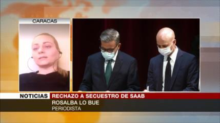 Lo Bue: Secuestro de Saab confirma a EEUU como violador de DDHH