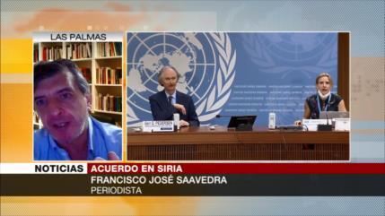 """""""Si hay interés de las partes habrá nueva Constitución siria"""""""