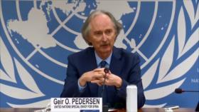 Reforme constitucional de Siria. Guerra en Yemen. Secuestro de Saab- Boletín: 21:30 - 17/10/2021