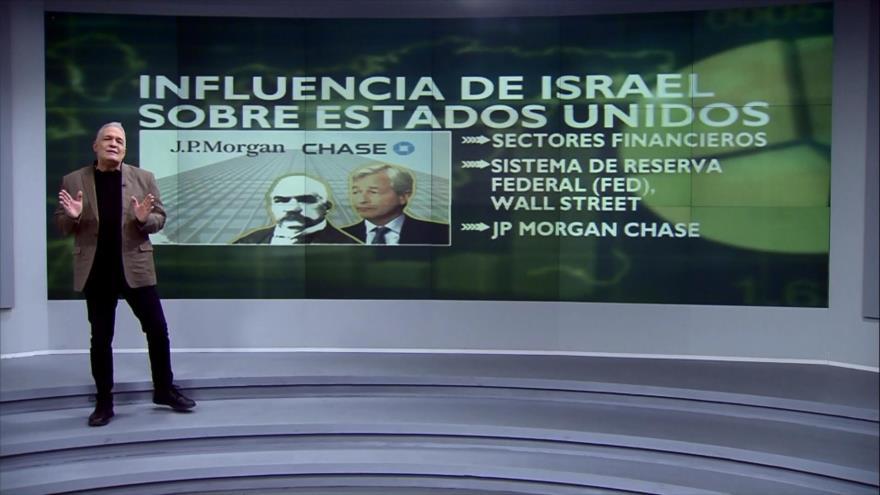 Brecha Económica: La influencia de Israel en Estados Unidos