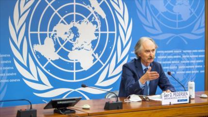 Gobierno y oposición de Siria acuerdan sobre nueva Constitución