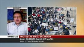 Sánchez Marín: EEUU intenta presionar a nación salvadoreña