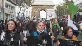 Francia conmemora la masacre de argelinos en París en 1961
