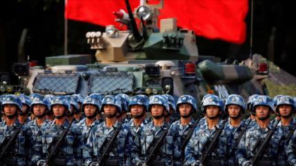"""Ejército chino llama a una """"guerra popular"""" ante espionaje de EEUU"""