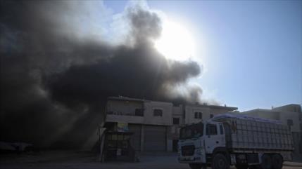 Siria y Rusia infligen duros golpes a los terroristas en Idlib