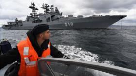 Rusia y China completan simulacro naval conjunto en el mar de Japón