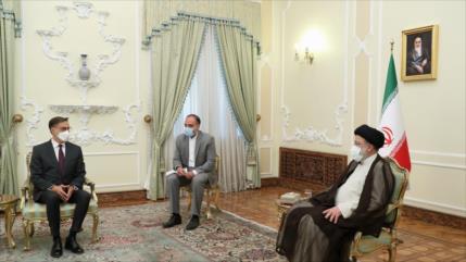 Irán reitera su voluntad para desarrollar lazos con América Latina